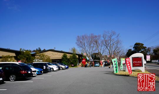 伊豆高原 駐車場