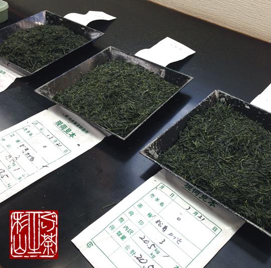 種子島産の新茶