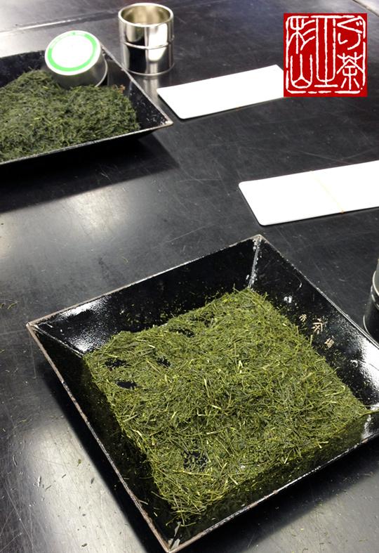 2013年度静岡産新茶 東豊田