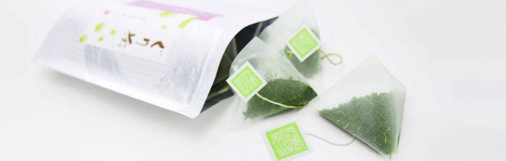高級日本緑茶のティーパック